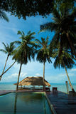 Παραλία Koh Phangan Ταϊλάνδη Στοκ Εικόνες