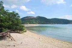 Παραλία Koh Phangan, Ταϊλάνδη Στοκ Εικόνα