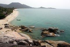 Παραλία Lamai στοκ φωτογραφίες με δικαίωμα ελεύθερης χρήσης