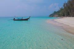 παραλία maya Ταϊλάνδη κόλπων Στοκ φωτογραφία με δικαίωμα ελεύθερης χρήσης