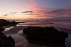 Παραλία Muriwai Στοκ φωτογραφίες με δικαίωμα ελεύθερης χρήσης