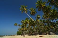 Παραλία Ngapali, το Μιανμάρ (Βιρμανία) στοκ φωτογραφίες