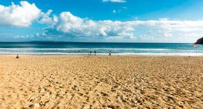 Παραλία Noosa Στοκ φωτογραφία με δικαίωμα ελεύθερης χρήσης