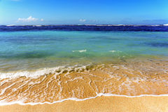Παραλία Pandawa Στοκ εικόνες με δικαίωμα ελεύθερης χρήσης