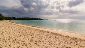 Παραλία Paradice Στοκ φωτογραφία με δικαίωμα ελεύθερης χρήσης