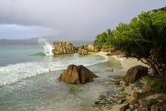 Παραλία Patates Anse Στοκ Εικόνα