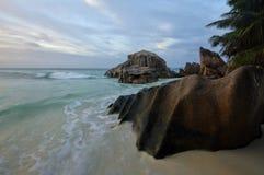 Παραλία Patates Anse Στοκ Φωτογραφίες