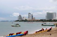 Παραλία Pattaya Στοκ Εικόνες