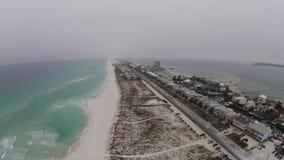 Παραλία Pensacola Στοκ εικόνες με δικαίωμα ελεύθερης χρήσης