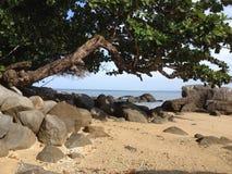 Παραλία Phuket Στοκ φωτογραφία με δικαίωμα ελεύθερης χρήσης