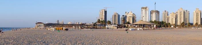 Παραλία Poleg Στοκ φωτογραφία με δικαίωμα ελεύθερης χρήσης