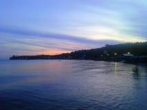 Παραλία Poso Στοκ εικόνα με δικαίωμα ελεύθερης χρήσης