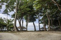 Παραλία Radhanagar Στοκ Φωτογραφία