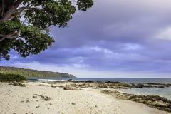 Παραλία Radhanagar Στοκ Φωτογραφίες