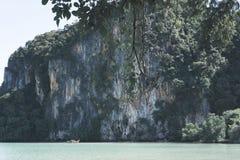 παραλία railay Ταϊλάνδη Στοκ Εικόνες