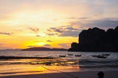 παραλία railay στοκ εικόνες