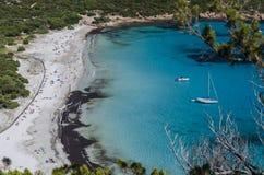 Παραλία Rocapina Στοκ Φωτογραφία