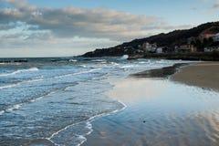 Παραλία SAN Vito Στοκ φωτογραφίες με δικαίωμα ελεύθερης χρήσης