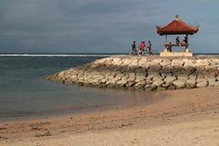 Παραλία Sanur Στοκ Εικόνες