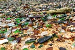 Παραλία Seaglass - Βερμούδες Στοκ εικόνες με δικαίωμα ελεύθερης χρήσης