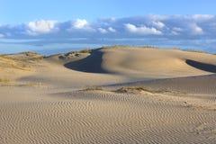 Παραλία Stockton Στοκ Εικόνες