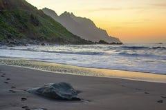 Taganana, Tenerife, Ισπανία Στοκ φωτογραφίες με δικαίωμα ελεύθερης χρήσης