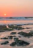 Παραλία Tamarindo Στοκ Εικόνα