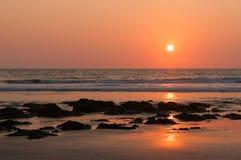 Παραλία Tamarindo Στοκ φωτογραφίες με δικαίωμα ελεύθερης χρήσης