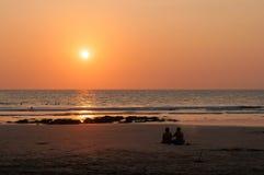 Παραλία Tamarindo Στοκ εικόνες με δικαίωμα ελεύθερης χρήσης