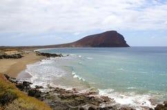 Παραλία Tejita Tenerife Στοκ φωτογραφία με δικαίωμα ελεύθερης χρήσης