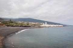 Παραλία Tenerife Στοκ Εικόνες