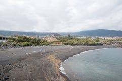 Παραλία Tenerife Στοκ Εικόνα
