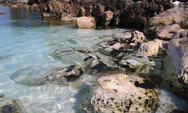 Παραλία Thassos Στοκ Φωτογραφίες