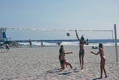 Παραλία Voleyball στοκ φωτογραφία με δικαίωμα ελεύθερης χρήσης