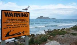 Παραλία Waimarama, Νέα Ζηλανδία στοκ εικόνα με δικαίωμα ελεύθερης χρήσης