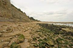 Παραλία Winchelsea Στοκ Φωτογραφίες