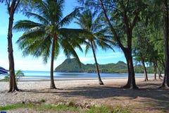 Παραλίες της Ταϊλάνδης στοκ φωτογραφία