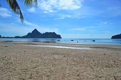 Παραλίες της Ταϊλάνδης στοκ εικόνες