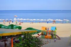 παραλιών ακτών θερινή κυματωγή πετρών άμμου της Κύπρου μεσογειακή Στοκ φωτογραφίες με δικαίωμα ελεύθερης χρήσης