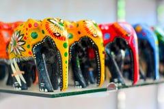 Παραδοσιακά αγαθά βιοτεχνίας Lankan Sri Στοκ Φωτογραφίες