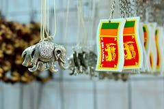 Παραδοσιακά αγαθά βιοτεχνίας Lankan Sri Στοκ φωτογραφίες με δικαίωμα ελεύθερης χρήσης