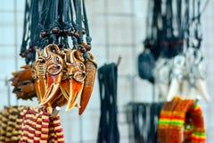 Παραδοσιακά αγαθά βιοτεχνίας Lankan Sri Στοκ Εικόνα