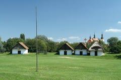 Παραδοσιακά αμπελουργικά κτήρια Στοκ Εικόνες