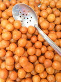Παραδοσιακά αραβικά γλυκά Στοκ Εικόνες