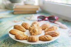 Παραδοσιακά γαλλικά μπισκότα στοκ φωτογραφία με δικαίωμα ελεύθερης χρήσης