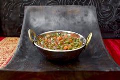 Παραδοσιακά ινδικά λαχανικά μιγμάτων τροφίμων Στοκ Εικόνες