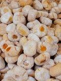 Παραδοσιακά ιταλικά μπισκότα αμυγδάλων Στοκ φωτογραφία με δικαίωμα ελεύθερης χρήσης