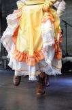 Παραδοσιακά κοστούμια Στοκ εικόνα με δικαίωμα ελεύθερης χρήσης
