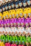 Παραδοσιακά ολλανδικά Clogs στοκ εικόνα