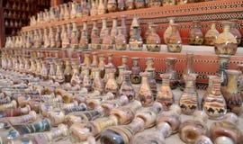Παραδοσιακά τοπικά αναμνηστικά στην Ιορδανία Στοκ φωτογραφία με δικαίωμα ελεύθερης χρήσης